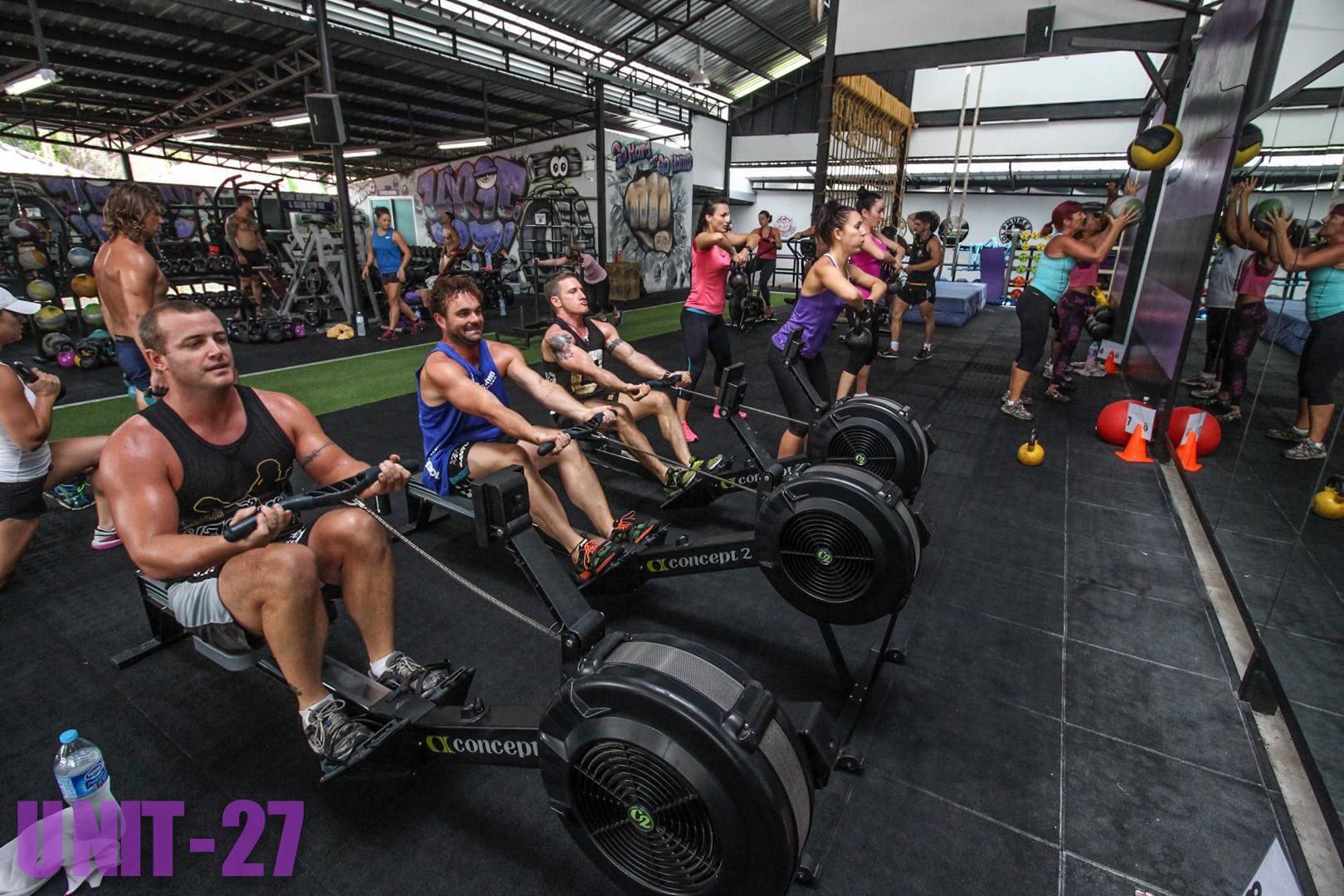 Weight Loss Training, Phuket, Thailand