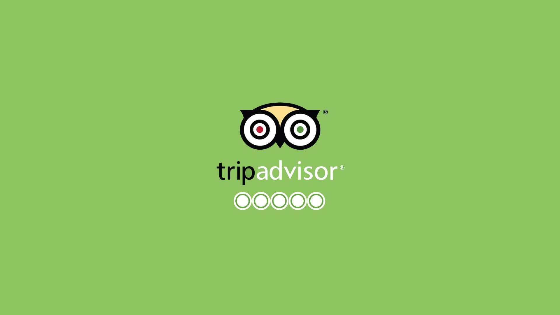 TripAdvisor – Certificate of Excellence 2015-2017