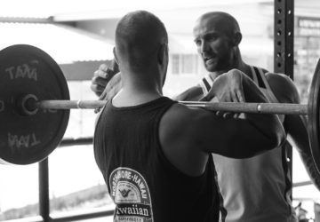 Olympic Weight Lifting Class At Unit 27 Phuket Thailand