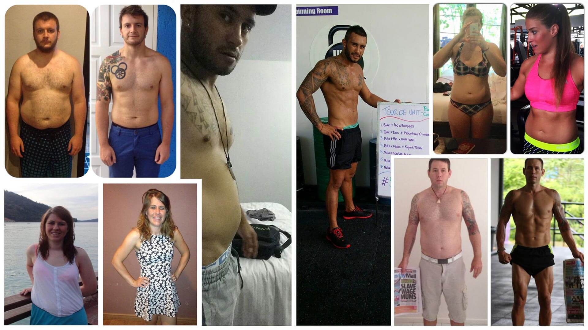 Operation Transformation, a new bespoke weight loss program for Phuket, Thailand
