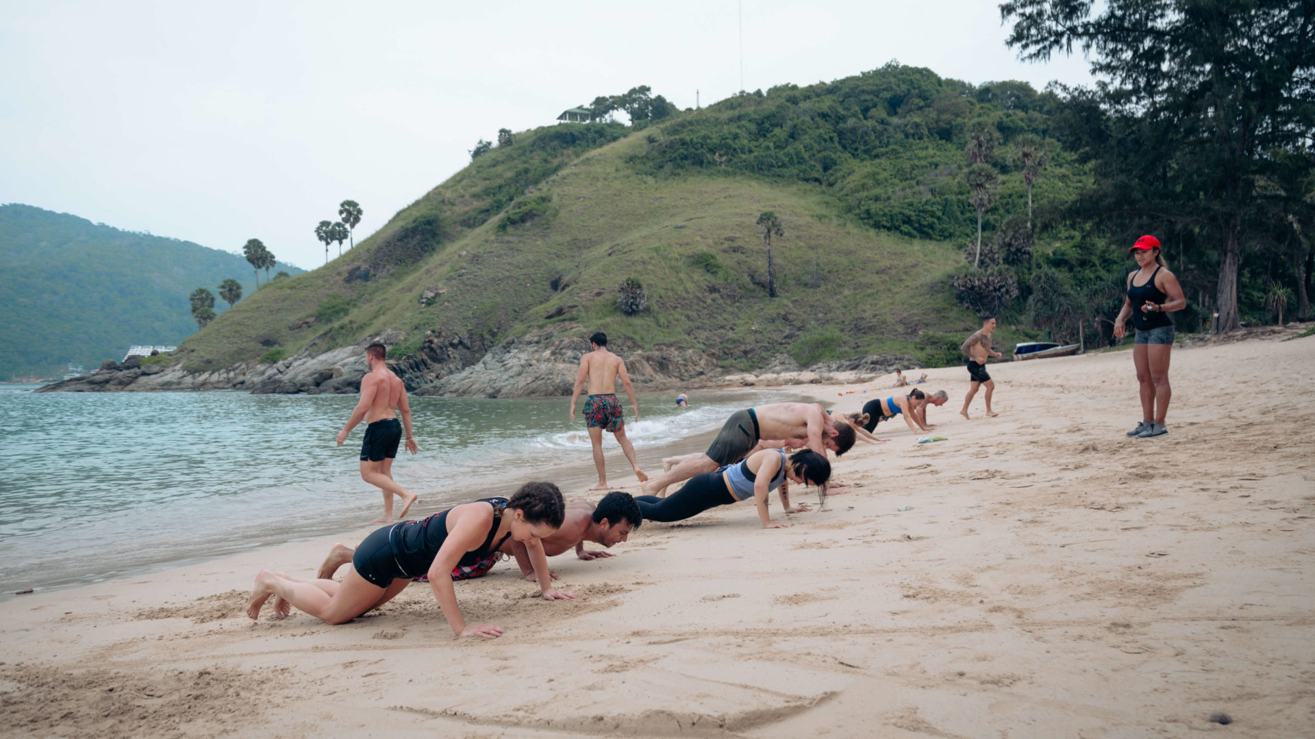 The Ultimate Fitness Retreat!