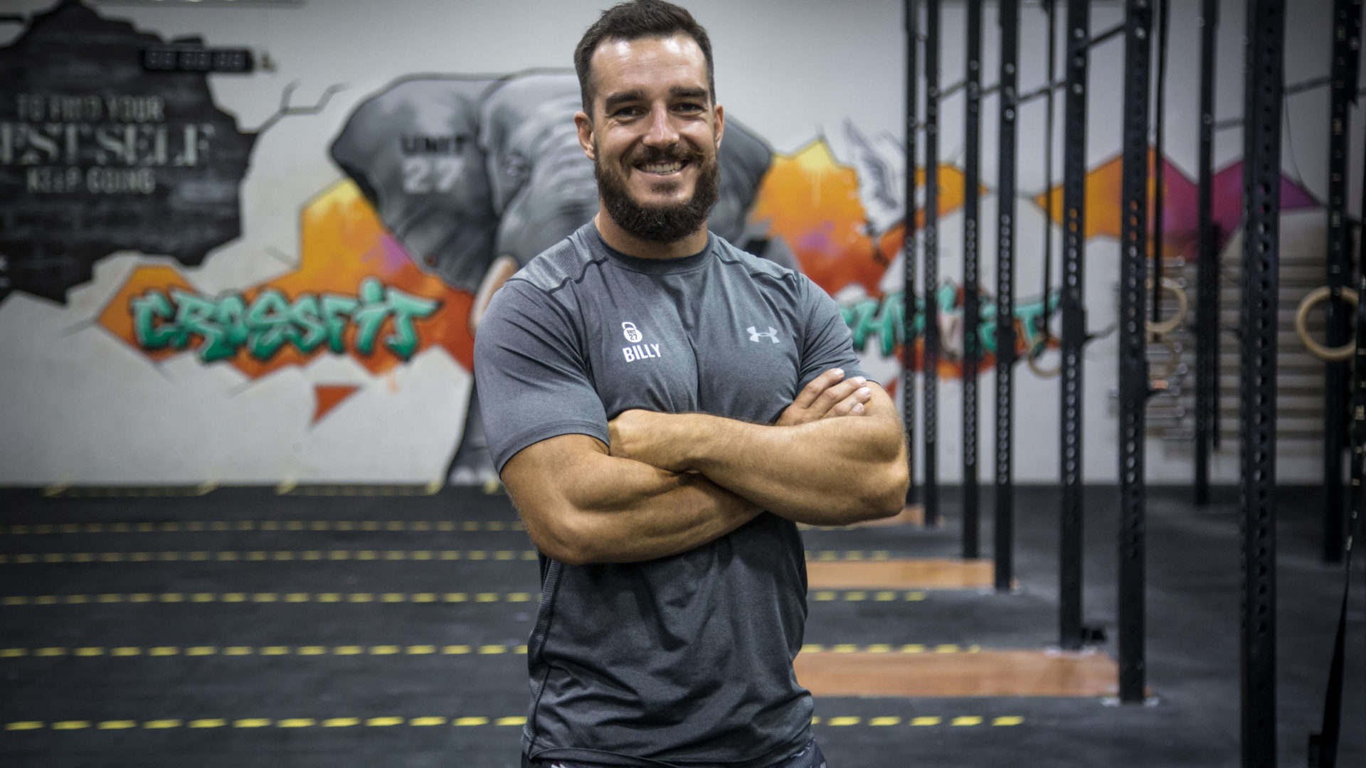 Billy Pullen – CrossFit Instructor