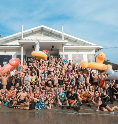 Unit-27, Phuket, Thailand - Songkran Final Photo